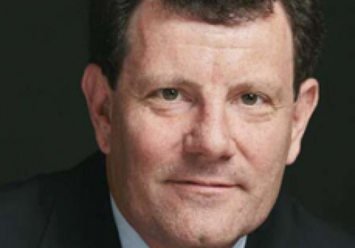 Nicholas Kristof, New York TimesPulitzer Prize-winning columnist