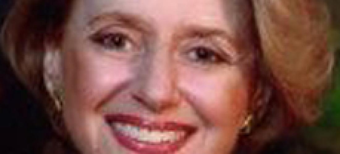 Dr. Georgette Bennett, President of the Multifaith Alliance for Syrian Refugees