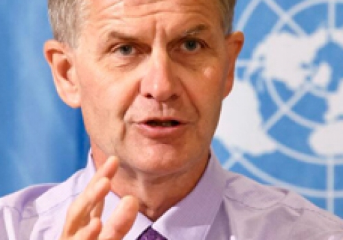 Erik Solheim, Under-Secretary General of the U.N. and United Nations Environment Executive DirectorDr.