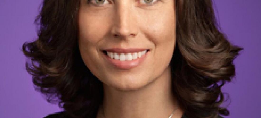 Jacqueline Fuller, VP of Google and President of Google.org
